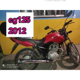 Moto cg  125 2012