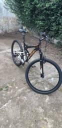 Bicicleta Houston Stinger, Aro 26, 21 Marchas, Quadro Aço Carbono