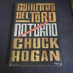 Livro: Noturno - Guilhermo Del Toro e Chuck Hogan