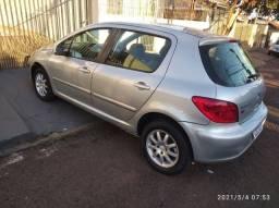Peugeot 307 1.6 flex 2007 completo