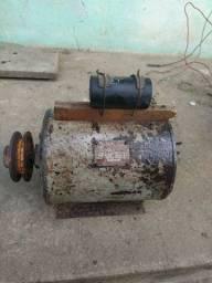 Motor assíncrono monofásico