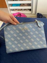 Bolsa guess original azul