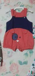 31pesas de roupas de bebê menino novo vendo por unidades também