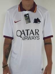 Camisa Roma 1 linha Nacional