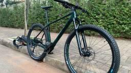 Bike Carbono pouco uso! 3 meses