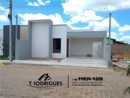 Vendo casa nova Pedro Tertuliano (Arapiraca)<br>