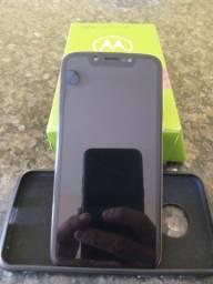 Smartphone Moto G7 play 32gb único dono