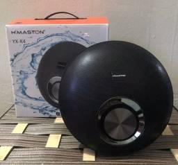 Caixa de Som H'maston YX-K4  2 alto falantes e 2 subwoofer