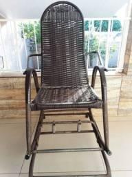 Cadeira de área balanço