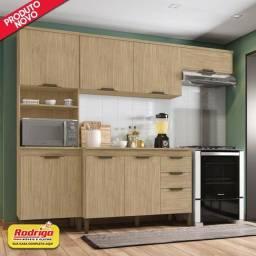 Título do anúncio: Cozinha 5 Peças Milena com Tampo Incorplac Cartagena/Cartegena - Mirela.