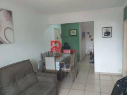 Apartamento com 2 dorms, Canto do Forte, Praia Grande - R$ 215 mil, Cod: 1929