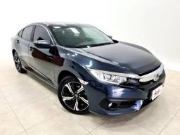 Civic EXL 2.0 CVT | Único dono + Revisões Honda