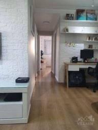 Apartamento com 3 dormitórios à venda, 70 m² por R$ 502.000,00 - Vila Moinho Velho - São P