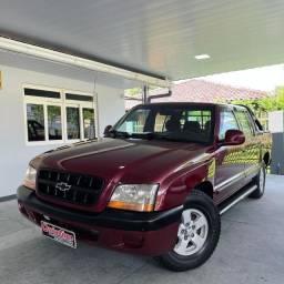 Chevrolet S-10 2.8 MWM 4X4 2001