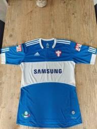 Camiseta Palmeiras Azul Savóia 2009 original