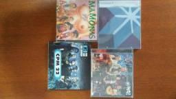 4 cds  rock nacional