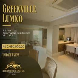 Título do anúncio: Greenville Lumno Alto Luxo Porteira Fechada