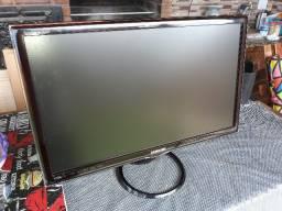 Vendo TV monitor Samsung LED T27A550 - com defeito