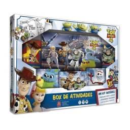 Conjunto de Jogos - Disney - Toy Story 4 - Box de Atividades ? Copag