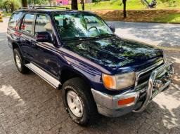 Hilux sw4 1997 mais nova do brasil