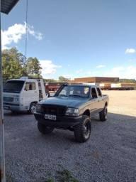 Ranger turbo diesel 4x4 legalizada