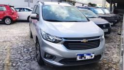 Chevrolet Spin LTZ 1.8 7 lugares 2018/2019 automático completa