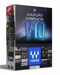 Pacote Waves plugins Completo