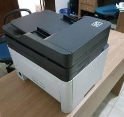 Impressora Samsung SL C460 FW Multifuncional WiFi