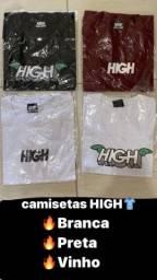 Camisetas High