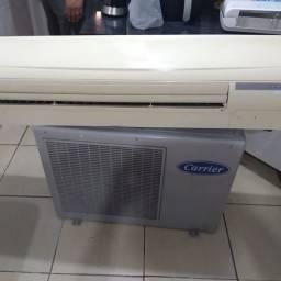 Torro Ar Condicionado Split Springer Carrier 30.000 BTUS quente e frio.