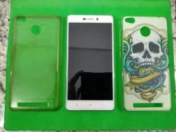 Xiaomi redmi 3 PRO + 3 capinhas