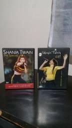 DVD Shania Twain - 2 dvd's