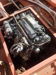 Motor barco marítimo 240hp diesel 2013 - 2013