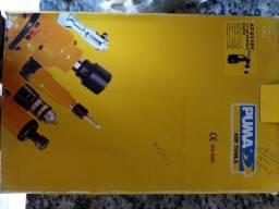 Rebitador Pneumático 1/4? Aço Sucção PUMA-AT6118V