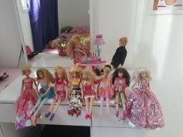 Jantar da Barbie