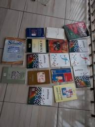 Livros letras concurso ingles literatura barato