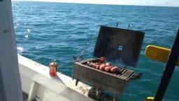 Pesca e lazer - 2012