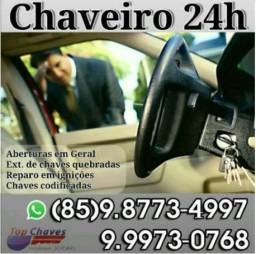 Top Chaves Chaveiro 24h (85)987734997 what'sapp