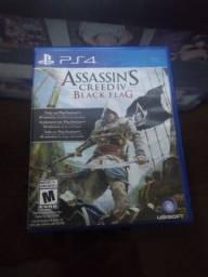 Jogo de Ps4 Assassin's Creed IV Black Flag