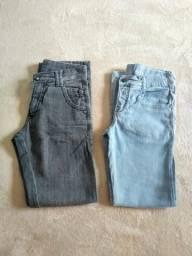 Calça Jeans tam 10
