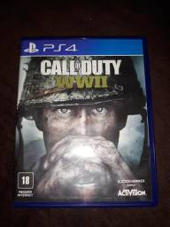 Vendo ou troco call of duty ww2