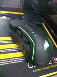 Mouse gamer Corsair glaive RGB