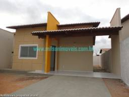 Casa Com Suíte No Moinho Dos Ventos Em Extremoz/RN - Zero De Entrada