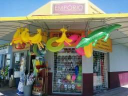 Vendo loja no litoral em Guaratuba/Pr em funcionamento