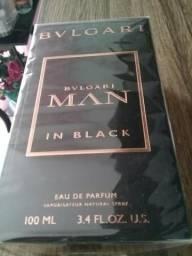 75651e92c71 Bvlgari Man Black 100ml original novo lacrado São Caetano do Sul Sp