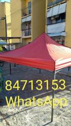 Lona para tenda sanfonada extra resistente