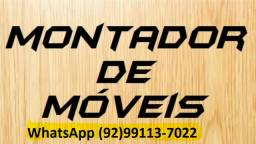Montador de móveis profissional 92 991137022