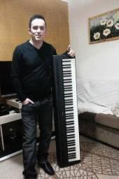 Piano Digital Yamaha P95 comprar usado  Pinhais
