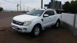 Ford Ranger ( Limited ) 3.2 Diesel 4x4 Automática 6 Marcha 200 CV Top de Linha - 2013
