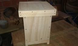 Caixa af para abelhas jatai 2 caixas + atrativo entrega grátis